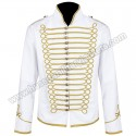 Military Steampunk Hussar Parade Jacket