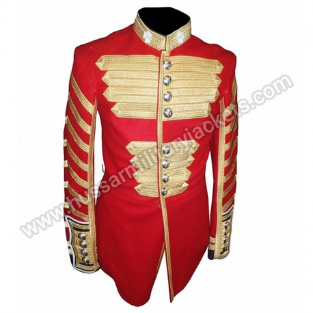 Irish Guards Drum Major Ceremonial Tunic Jacket