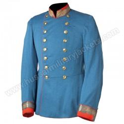 Kaiser Franz Joseph I of Austria his personal Campaign tunic Coat