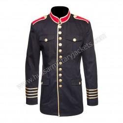 Pentagramme Military Coat