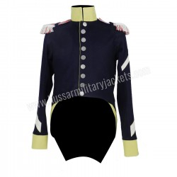Hussars military Cuirassiers 11th regiment officer uniform