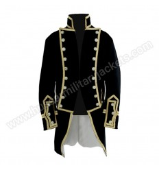 Captains Frock 1795 - 1812 Shown here is a Naval Captains of over 3 years Seniority