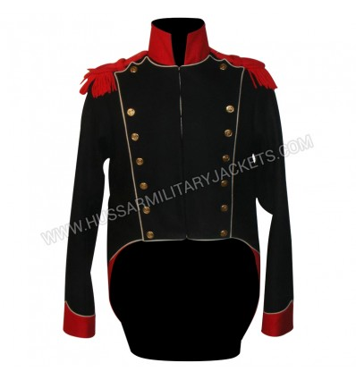 British Tirailleur of Imperial Guard Coat 1813 1815 Belgium campaign