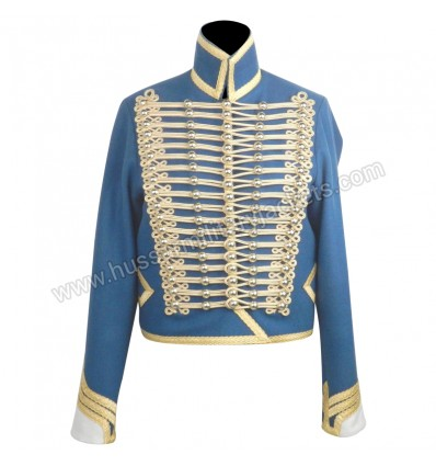 5th hussar Light cavalry captain Jacket