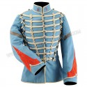 Dolman of a brigadier fourrier of the 3rd regiment of hussard of senlis, model 1872 modified 1887-1899