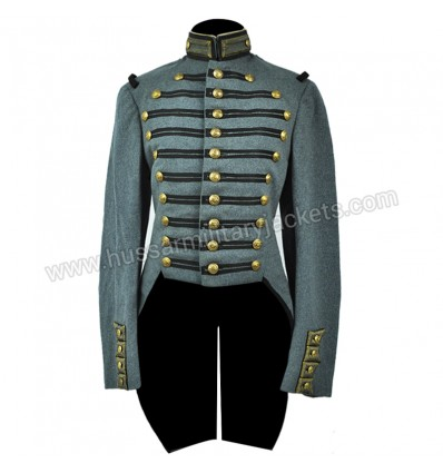Authentic Historical National Guard Dress 1838 Military Jacket 36