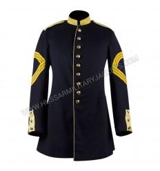 1872 USA Pennsylvania National Guard Sergeant Major Army Tunic
