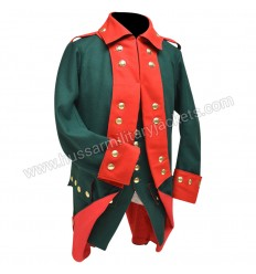 British 1776 Hexine Jigger Uniform Coat
