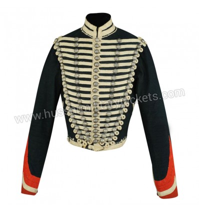 Dolman Jacket Of Brigadier Of Hunter Of Horse Of The Imperial Guard Second Empire.