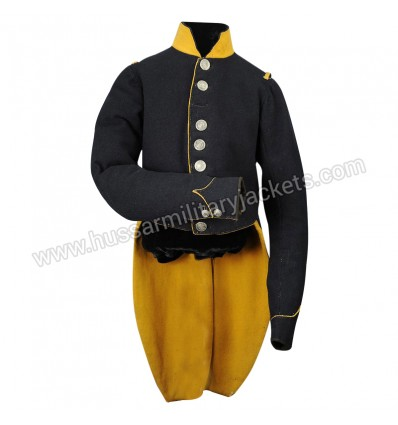 Uniform Trout Of The 12th Light Infantry Regiment Monarchy Of July