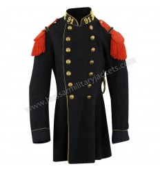 Hussar Tunic Troupe Of The 91st Infantry Regiment Of Line Model 1867