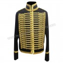 Officers Napoleonic Hussars Tunic