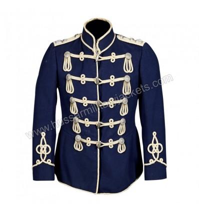 German Hussar Atilla Pre War Uniform