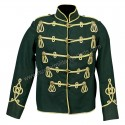 German Hussar Atilla Pre War Uniform