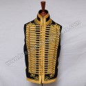 Hussar Dolman Clothing Gold Hussar Waistcoat