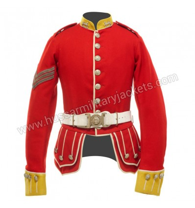 Red Gordon Highlanders Doublet