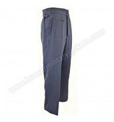 Luftwaffe or Waffen SS Officer Gabardine Trousers