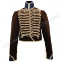 Dolman 2nd hussar troop Made for the wedding of a XXI th century Hussar Jacket