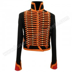 Dolman Horse Hunter of the Guard troop Hussar Jacket