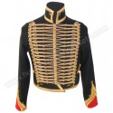 Dolman Lieutenant Hunter on horseback of the guard Hussar Jacket