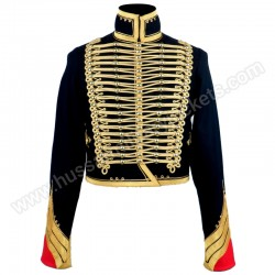 Captain Horse Hunter Fantasy Hussar Military Jacket
