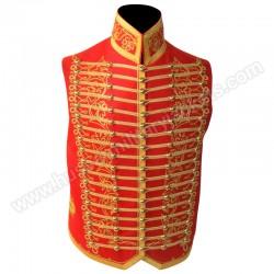 Waistcoat for light senior cavalry officer