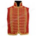 Waistcoat for light cavalry officer Amazing waistcoat