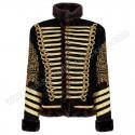 Hussar Jimi Hendrix Inspired Parade Jacket