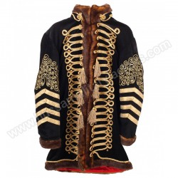 Jimi Hendrix Costume Men Jacket