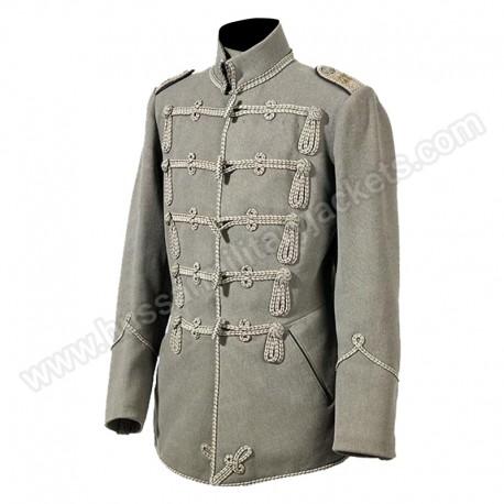 Prusia 17º Husares Brunswick 1909 Teniente