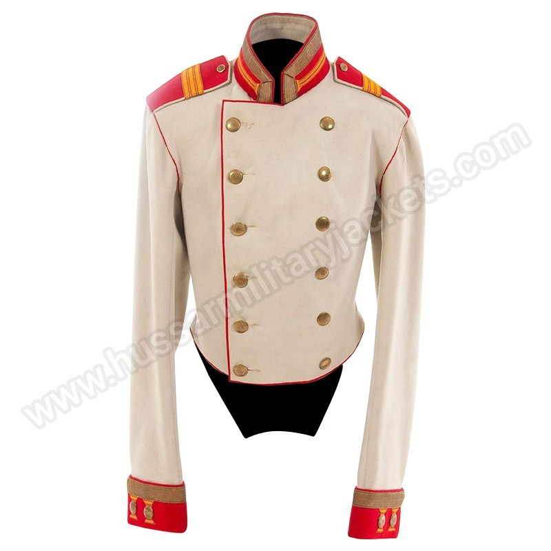 IDENTIFIED CONFEDERATE CAVALRY FROCK COAT WHICH