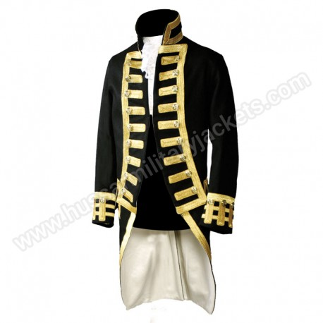 Full Dress Frock for an admiral from the period 1795-1812