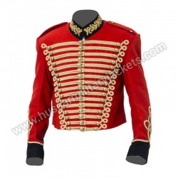 British Army Cavalry jacket Modern Day Steampunk Military Uniform