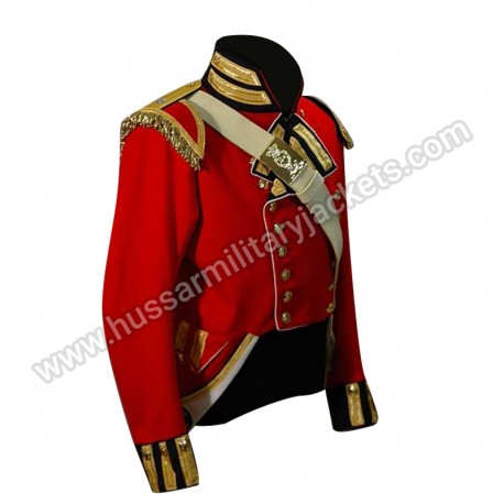 British 8th Foot (kings) Regt Lgt Coy Officer Jacket