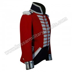 British 8th Regt Of Foot Officer Jacket