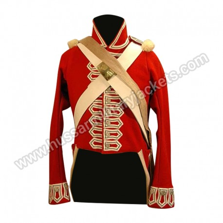 British 41st Regt Of Foot Officer Coat