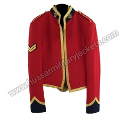 RDG Mess Dress Jacket & Bib Royal Dragoon Guards Army Military 40 or 42