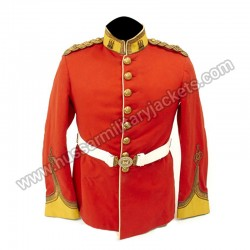 Original British Suffolk Regiment Officer Uniform