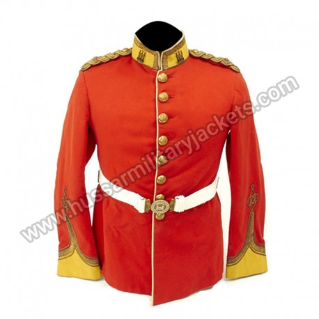 Original British Suffolk Regiment Officer Uniform