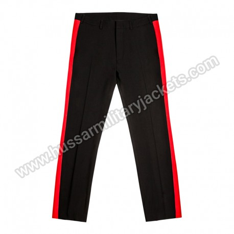 Mens classic cut trousers