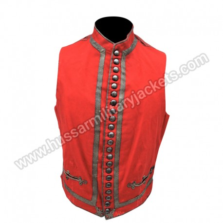 British 1870c Hussars Waist Coat