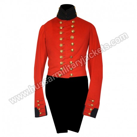 British Georgian Staff Officers Coat