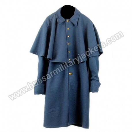 US Sky Blue Civil War Greatcoat