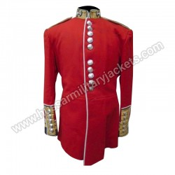 Military Welsh Guards Warrant Officer Tunic Jacket