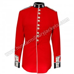 Coldstream Guards Other Ranks Red Dress Tunic