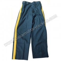 Civil War Us Union Cavalry Sky Blue Wool Trousers
