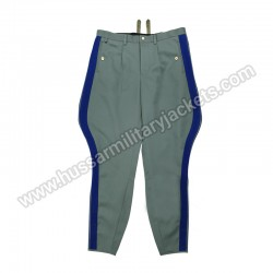 German Ww2 Artillery Admiral Breeches Trouser