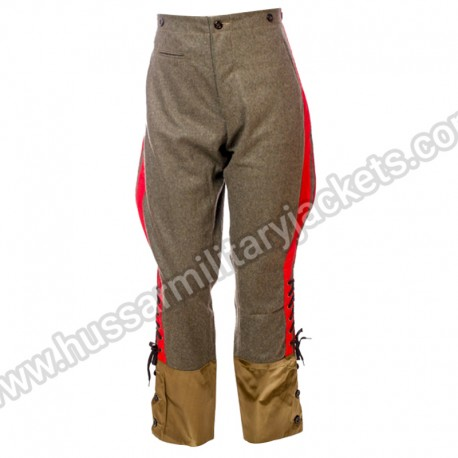 German Ww2 Heer General Breeches Trouser