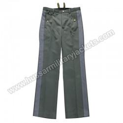 German Ww2 Ss General Gray Stripe Trousers