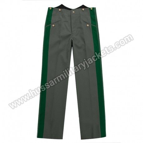 WW2 German Repro Police General Gabardine Trousers